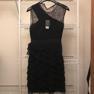 NWT Black Cocktail Dress by BCBG Perfect Condition